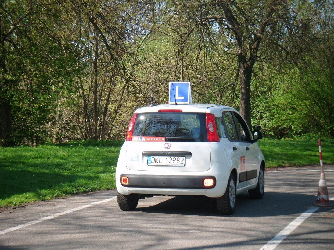 Ostatni kurs prawa jazdy kat. B w 2018 r.